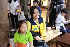 子どもの日を迎えて児童ための愛の奉仕活動を進行1